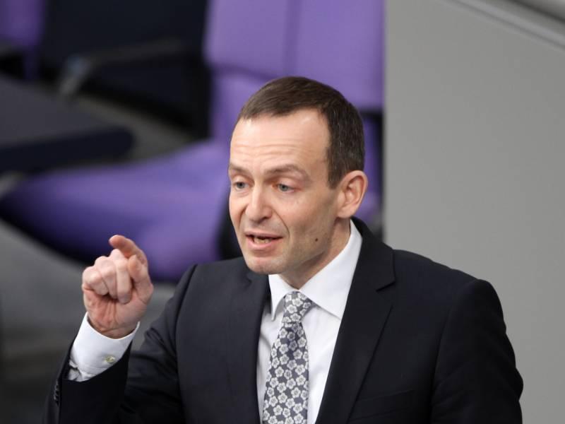 Fdp Generalsekretaer Sieht Chaos In Washington Als Warnsignal