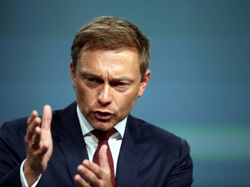 Fdp Will Mindestens Zehn Prozent Bei Bundestagswahl Holen