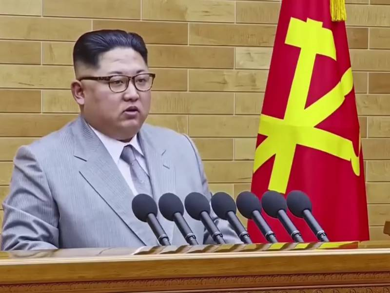 Kim Jong Un Nun Auch Generalsekretaer Von Nordkoreas Arbeiterpartei