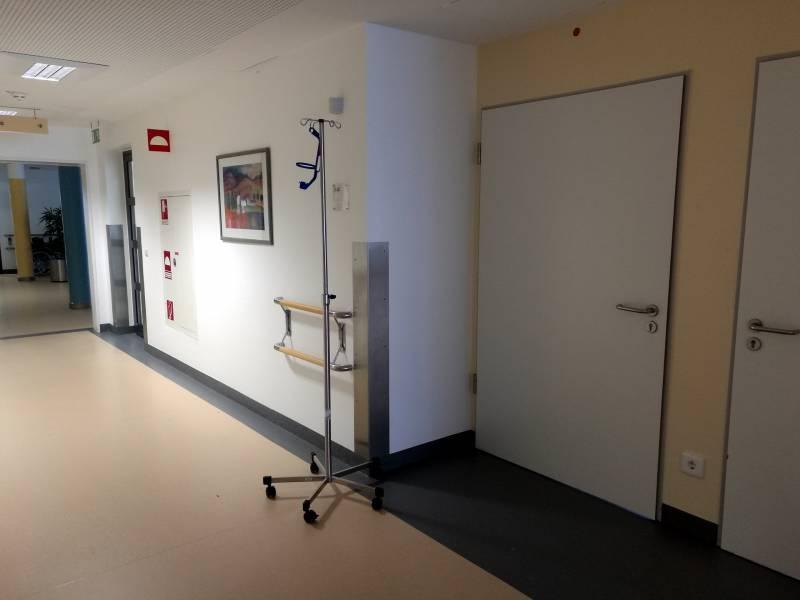 Krankenhausgesellschaft Sieht Belastungsgrad Teils Ueberschritten