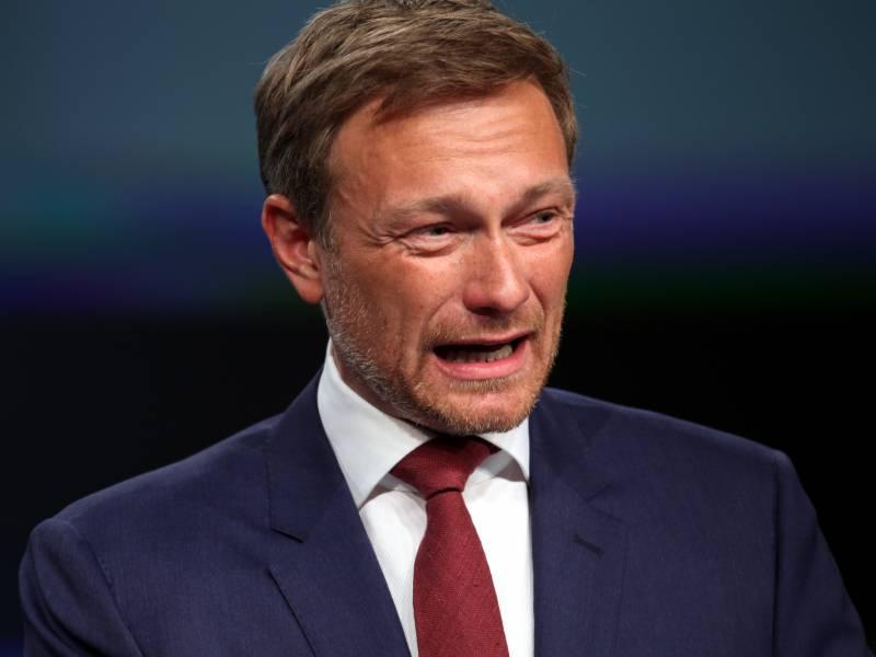 Lindner Wirft Regierung Politikversagen Mit Ankuendigung Vor