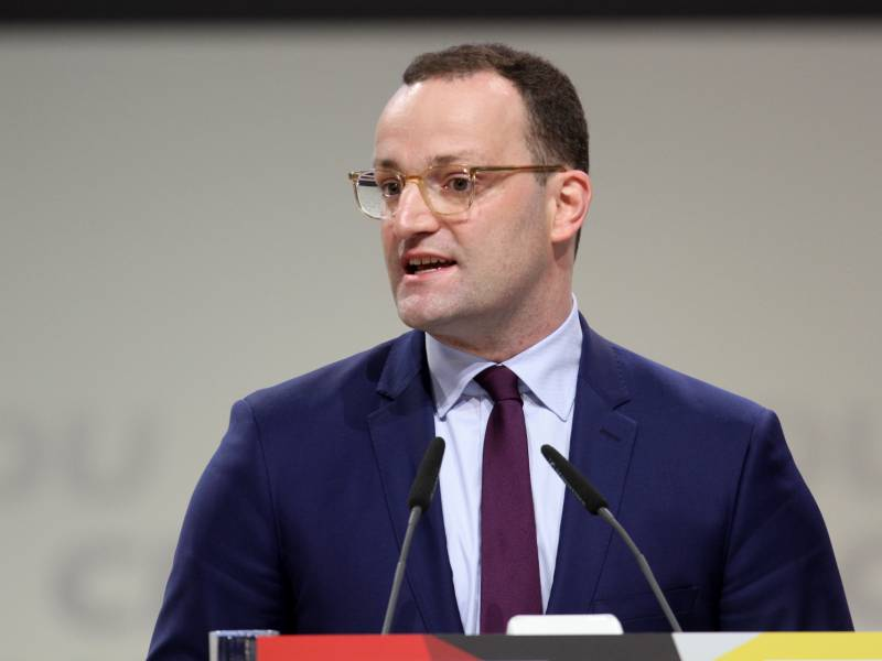 Spahn Dementiert Kanzlerkandidatur Absichten