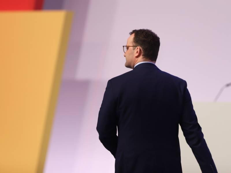 Spahn Schliesst Kanzlerkandidatur Aktuell Aus