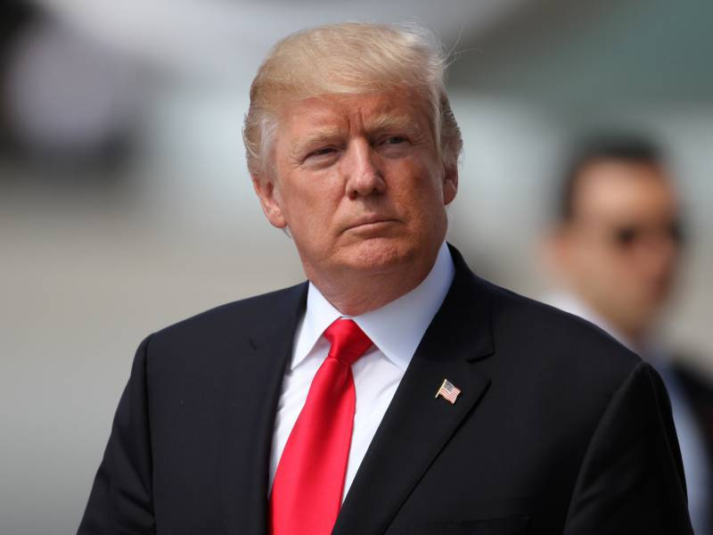 Trump Verspricht Erneut Reibungslose Amtsuebergabe