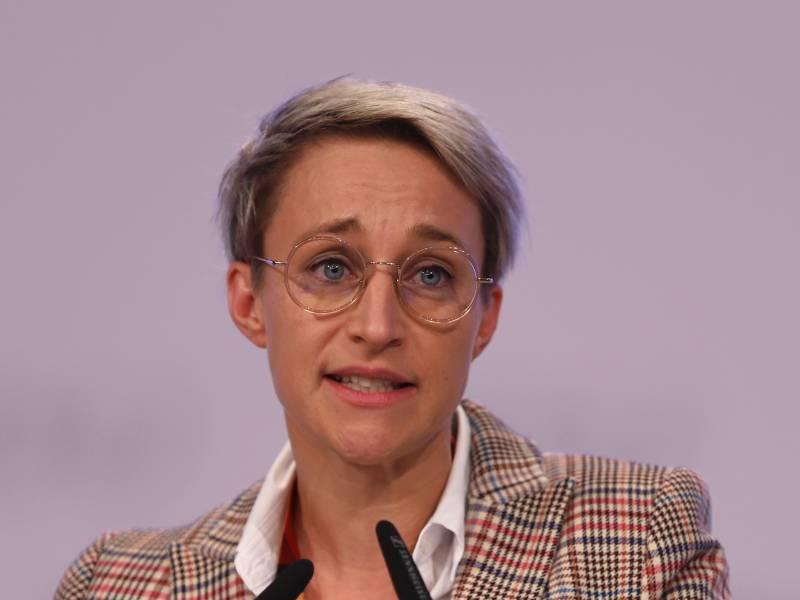 Unionsfraktionsvize Schoen Verteidigt Fu Empfehlung Fuer Cdu Vorsitz