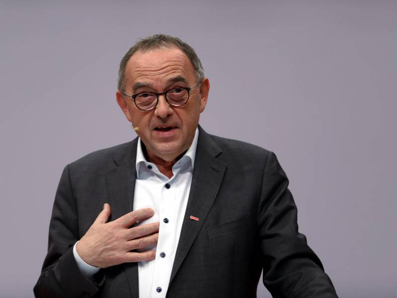 Walter Borjans Will Spd Langfristig Praegen