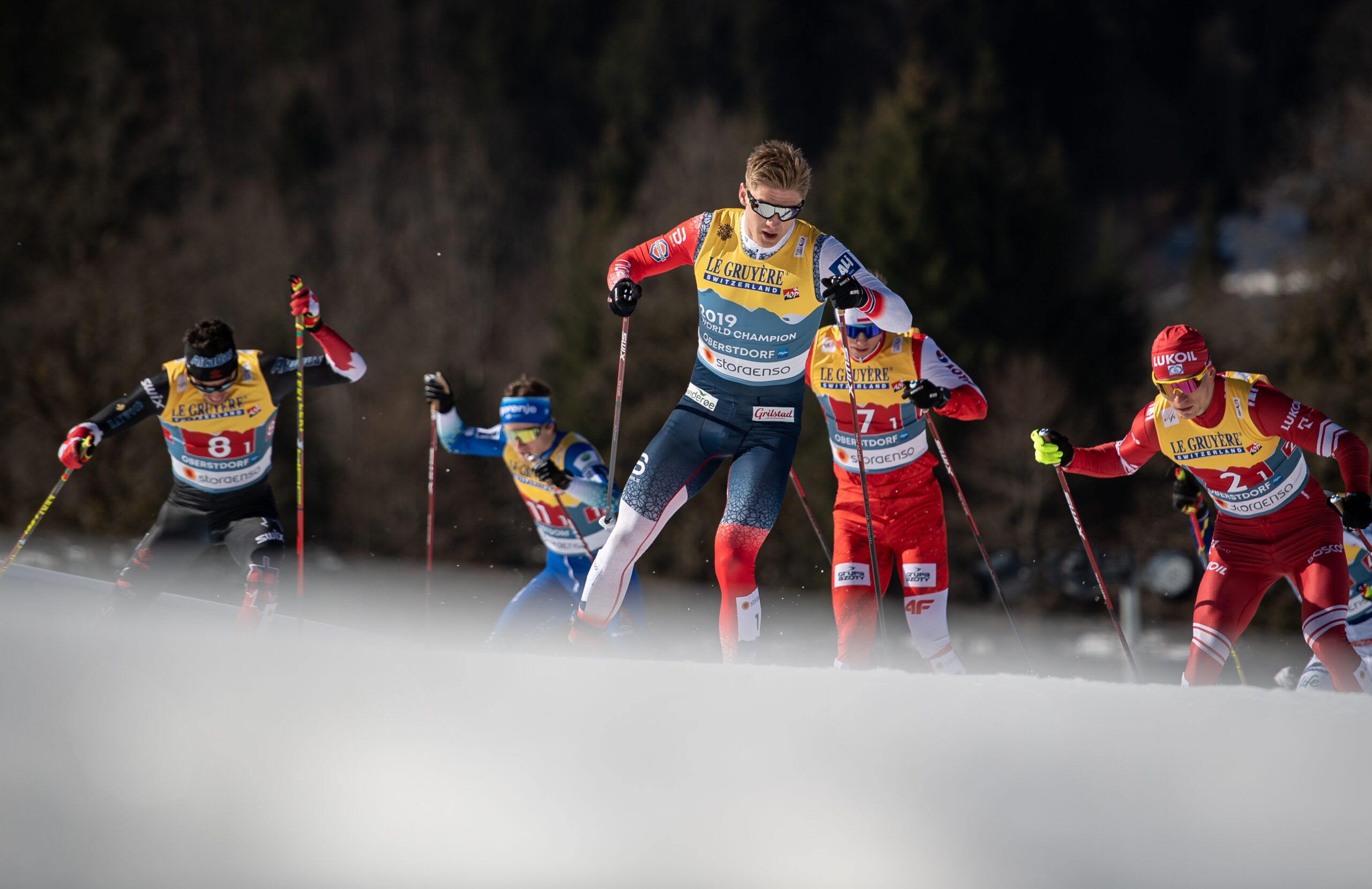 04Erik Valnes From Norway Competes The Cross Country Men Team Sprint Scaled