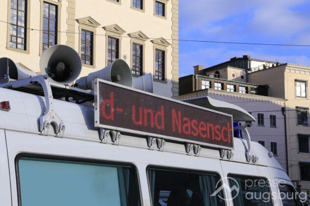 Coronademo Augsburg 036