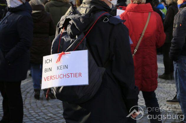 Coronademo Augsburg 041
