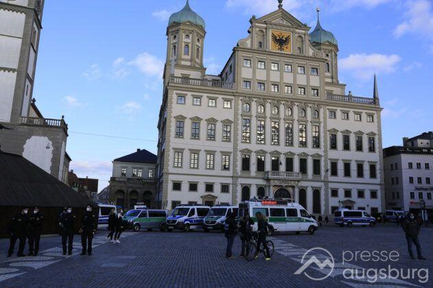 Coronademo Augsburg 064