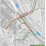 Radverkehr Phase 1 Bis August