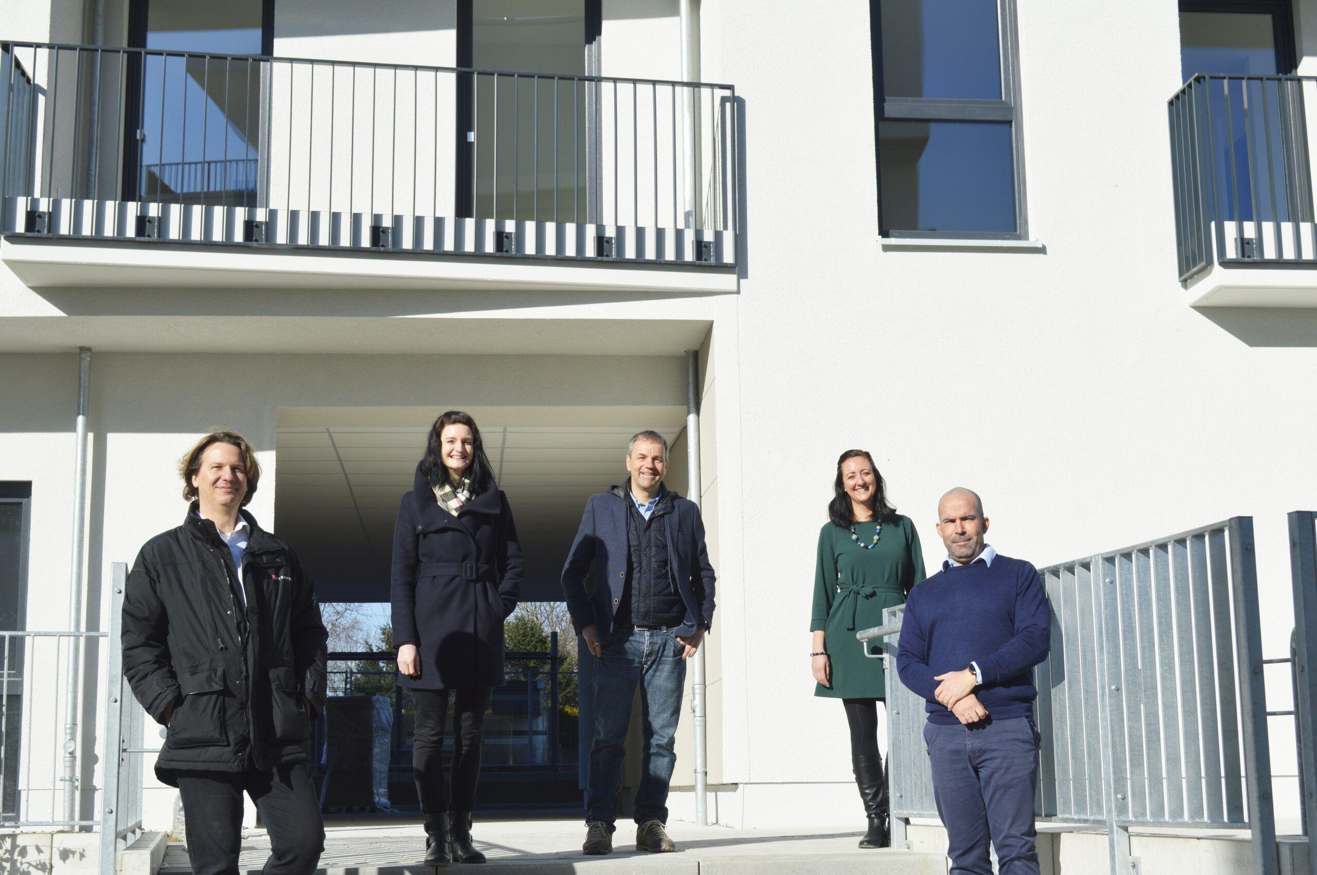 20210302 Uebergabe Johanniter Quartier Gersthofen Credit Iris Nowak Scaled