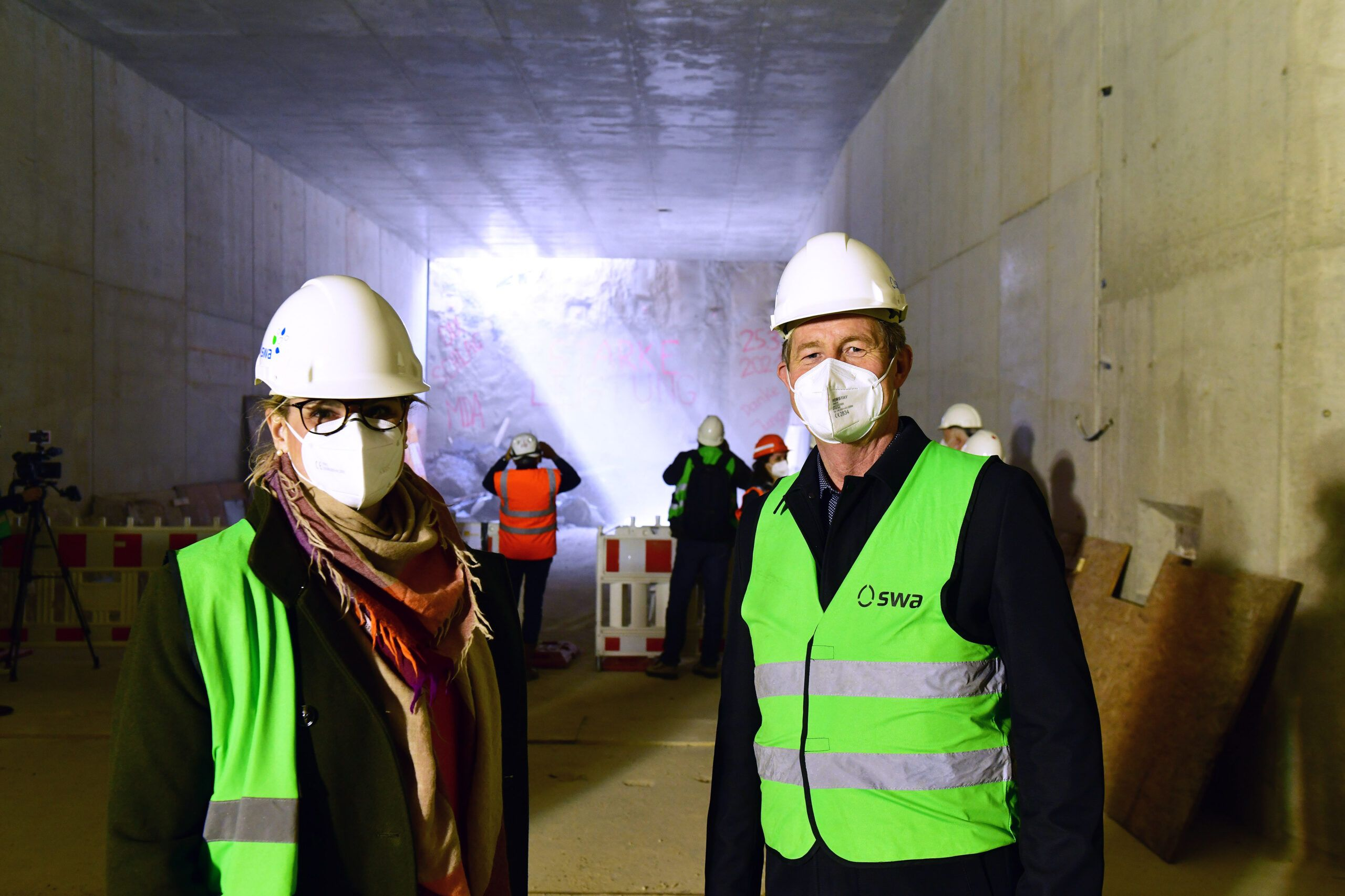 2021 03 25 Hbf Tunneldurchstich 2 Scaled