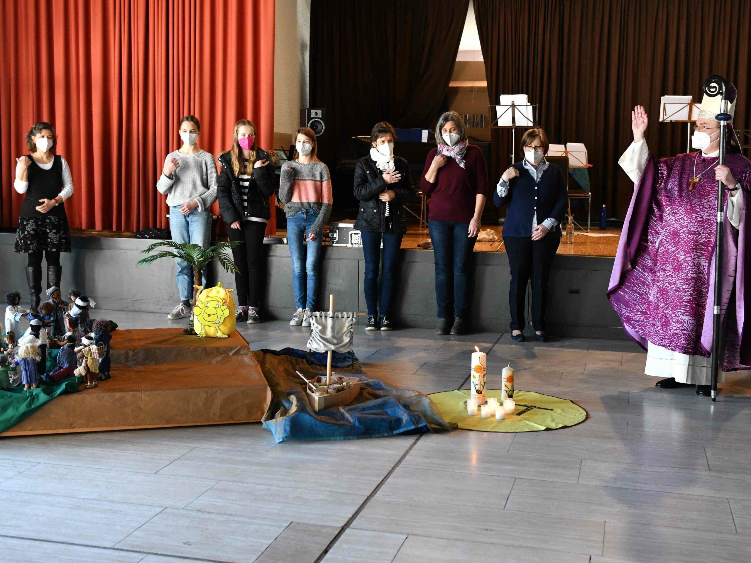 Dioezesane Eroeffnung Der Misereor Fastenaktion Kindergottesdienst Foto Maria Steber Pba Scaled