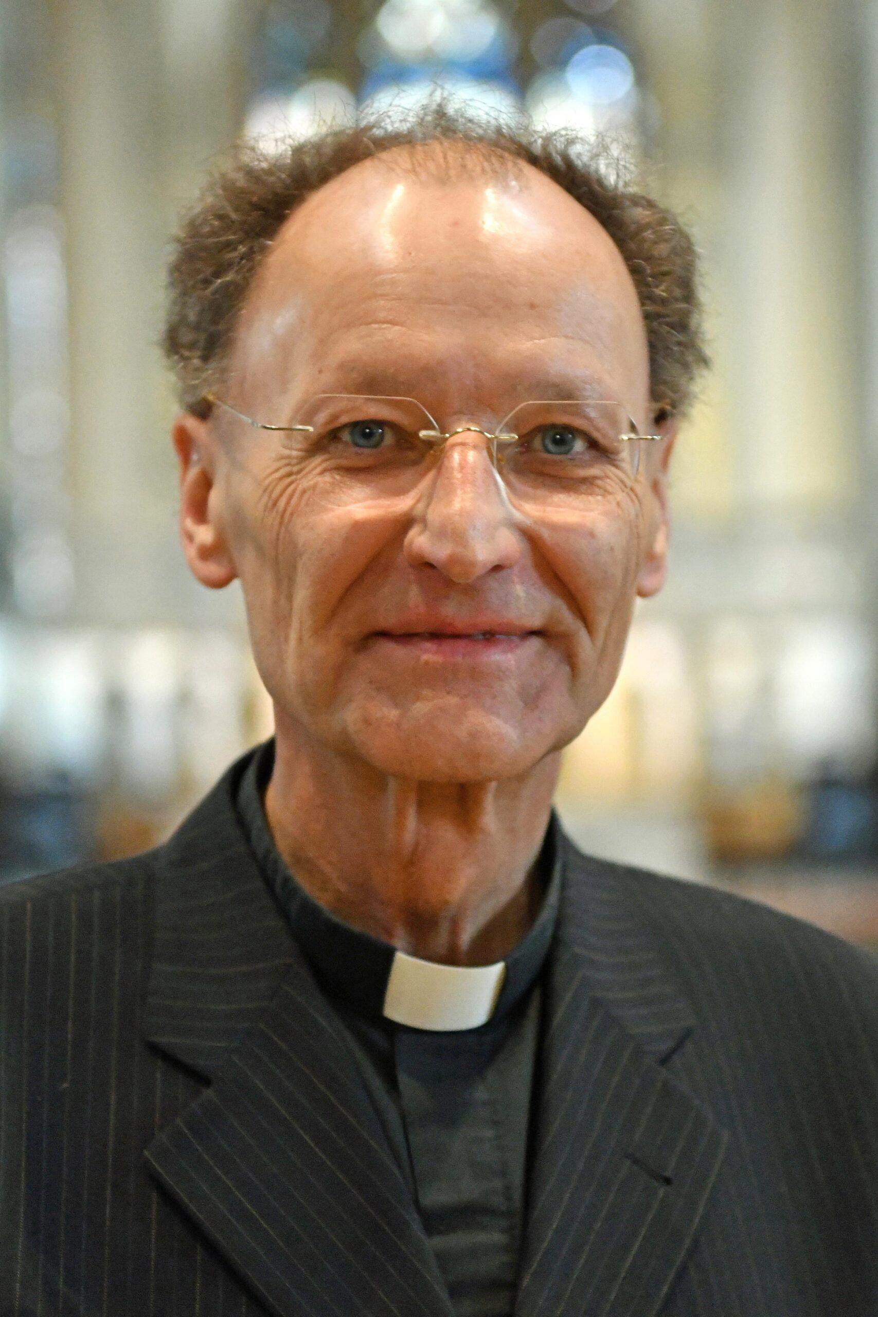 Domdekan Wolfgang Hacker Wird Neuer Generalvikar Des Bistums Foto Daniel Jaeckel Pba Scaled
