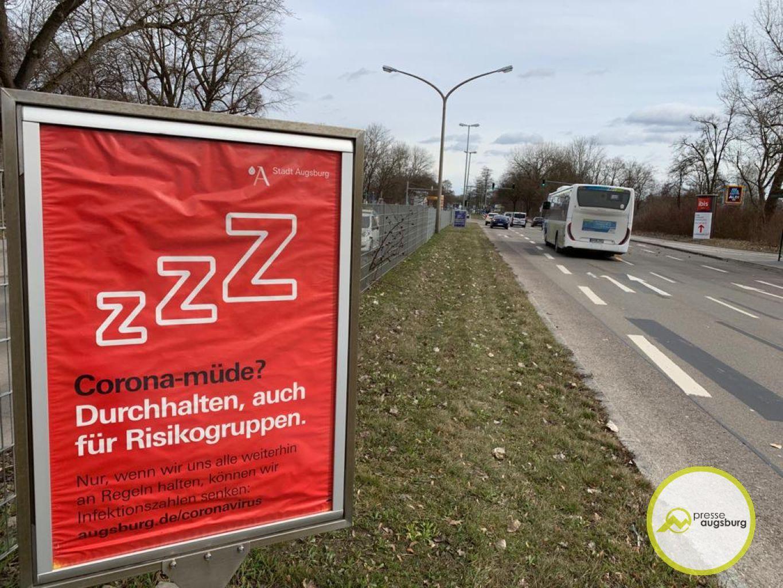 Corona Augsburg Plakat6