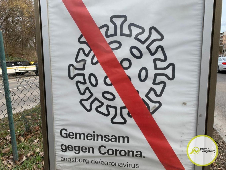 Corona Augsburg Plakat8
