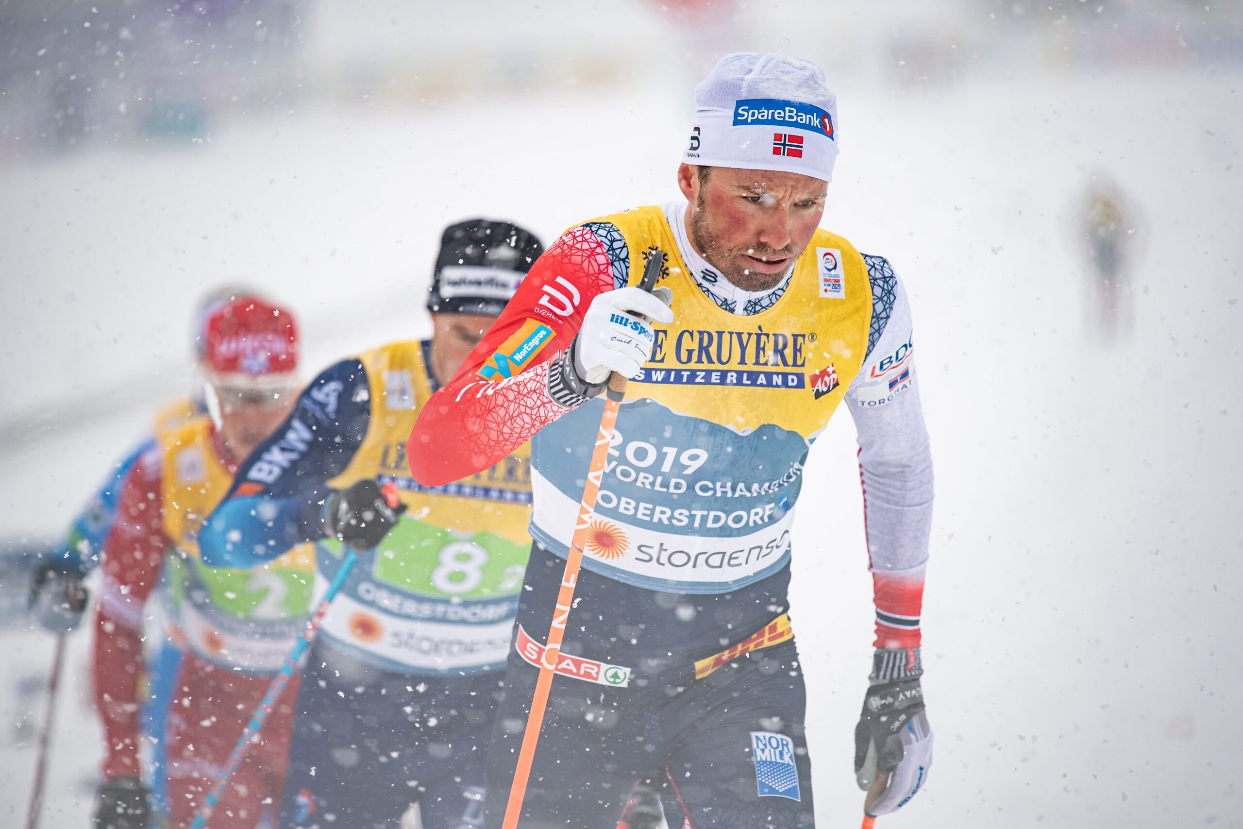 Emil Iversen Team Norway Classic Competes The Men Relay 4X100 Km Scaled