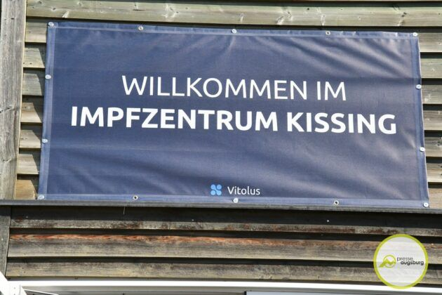 Impfzentrum Kissing26