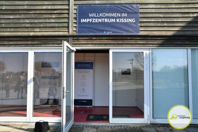 Impfzentrum Kissing28