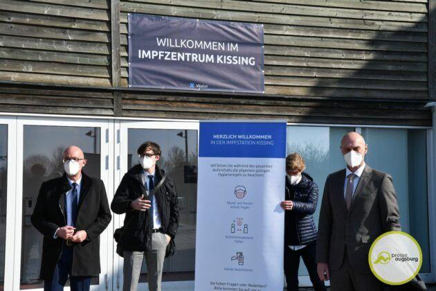 Impfzentrum Kissing7