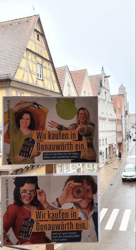 Einkaufen Vor Ort In Donauwoerth Foto A. Feist