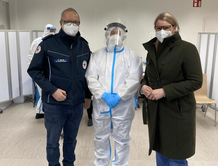 Oberbuergermeisterin Eva Weber Ist Neue Vorsitzende Beim Brk Augsburg