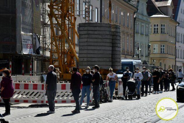 Schnelltestzentrum Maximilianstrasse 1