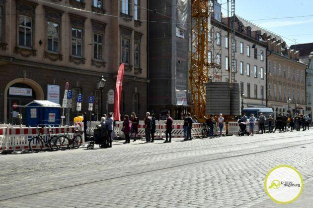 Schnelltestzentrum Maximilianstrasse 2