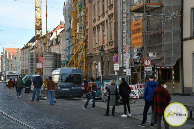 Schnelltestzentrum Maximilianstrasse 4