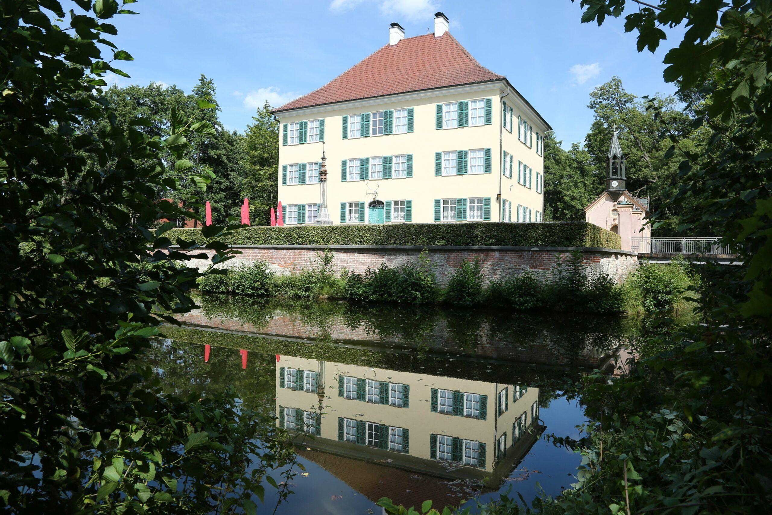 Sisi Schloss Im Sommer Klein C Erich Echter Scaled