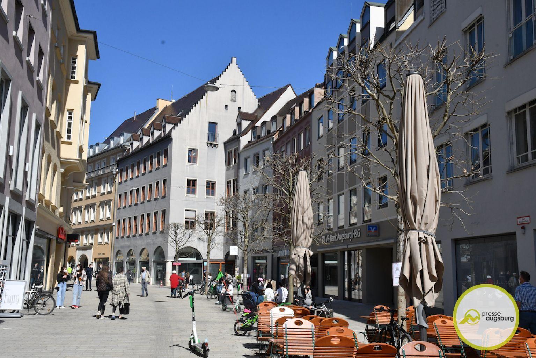 Geschaefte Augsburg Laden Corona 1