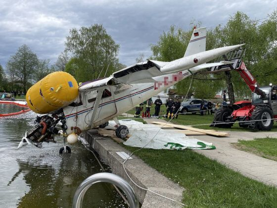 Flugzeugbergung 004
