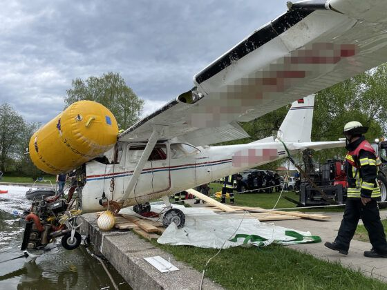 Flugzeugbergung 005