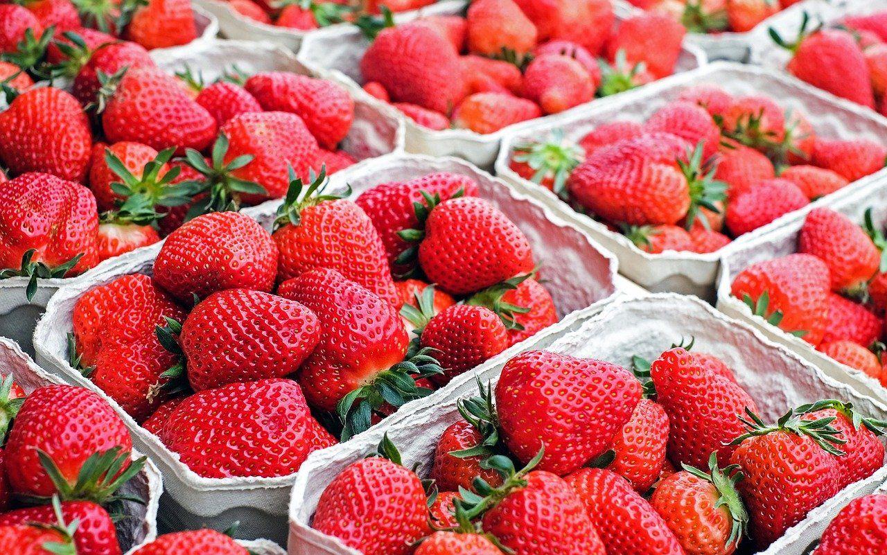 Strawberries 1350482 1280