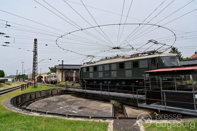 Bahnpark Augsburg 121