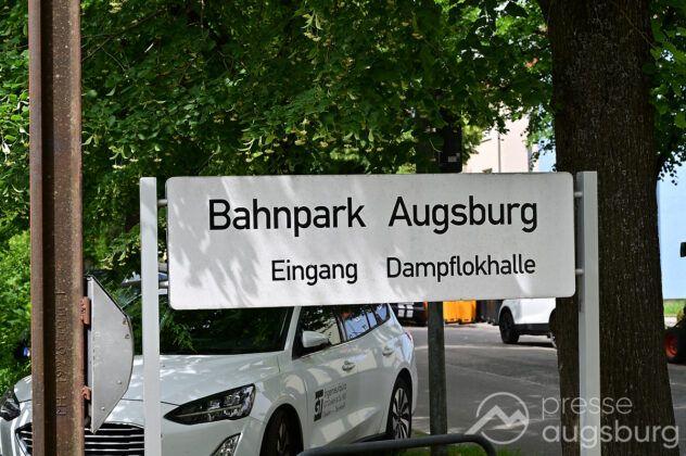 Bahnpark Augsburg 126