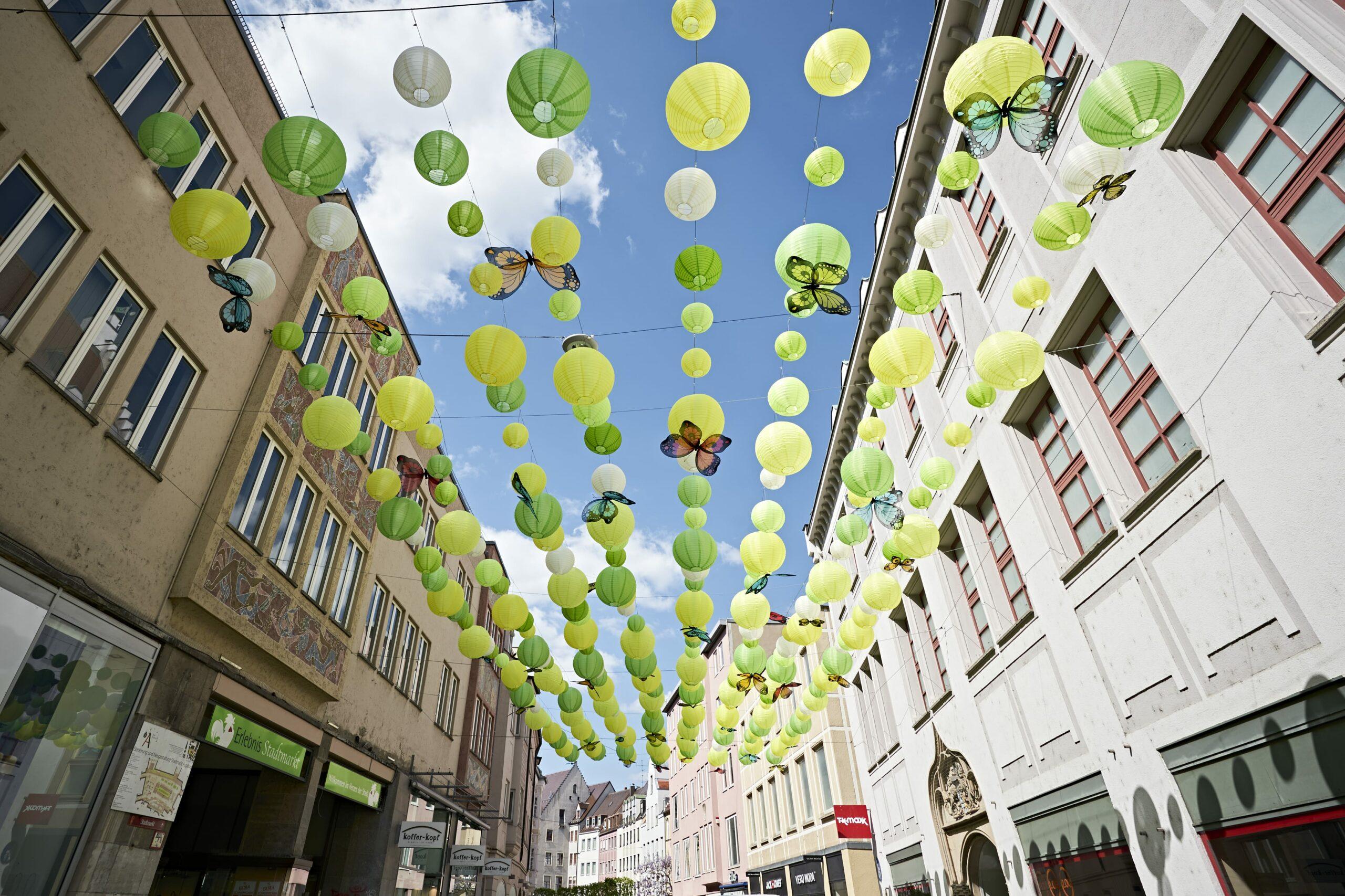Nm Lampion Kunstinstallation Annastrasse 2021 Klein 1.Jpg Scaled