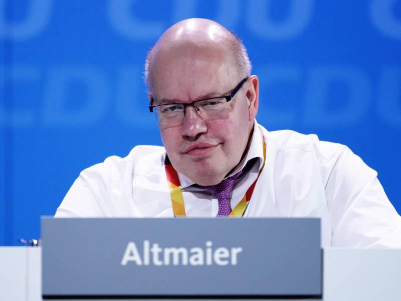 Altmaier Will 10 000 Euro Corona Flutpauschale Fuer Firmen