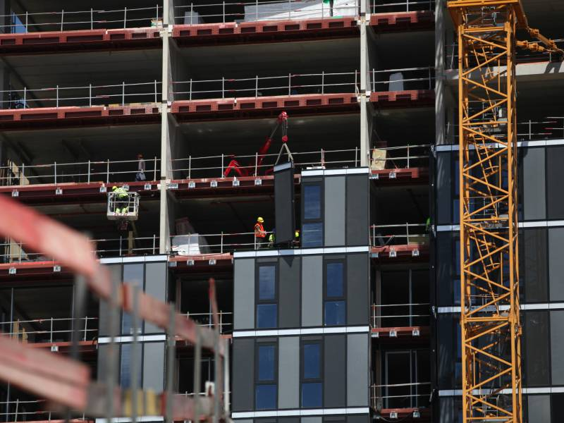 Auftragseingang Im Bauhauptgewerbe Im Mai Gesunken