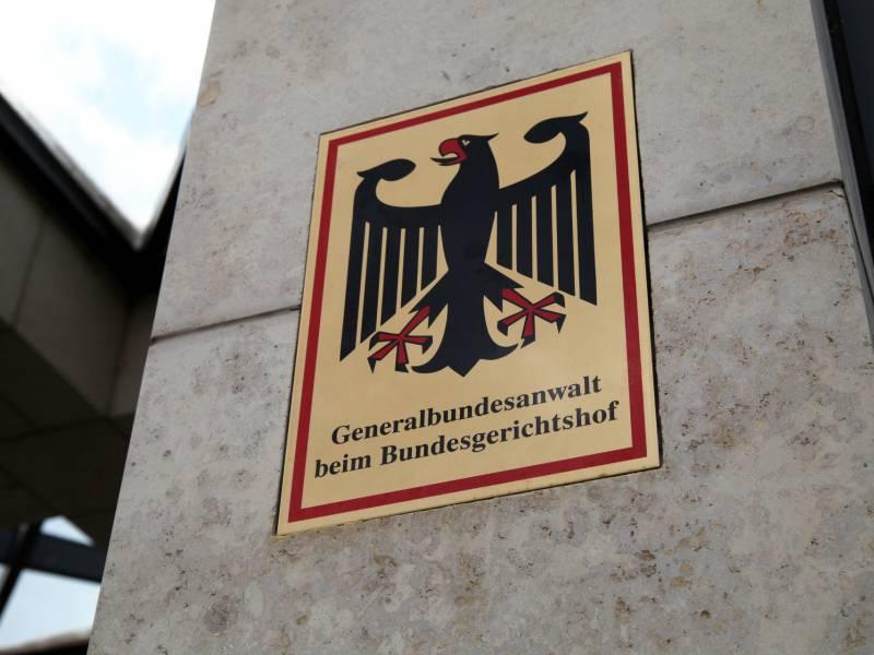 Bundesanwaltschaft Klagt Deutsche Wegen Is Mitgliedschaft An