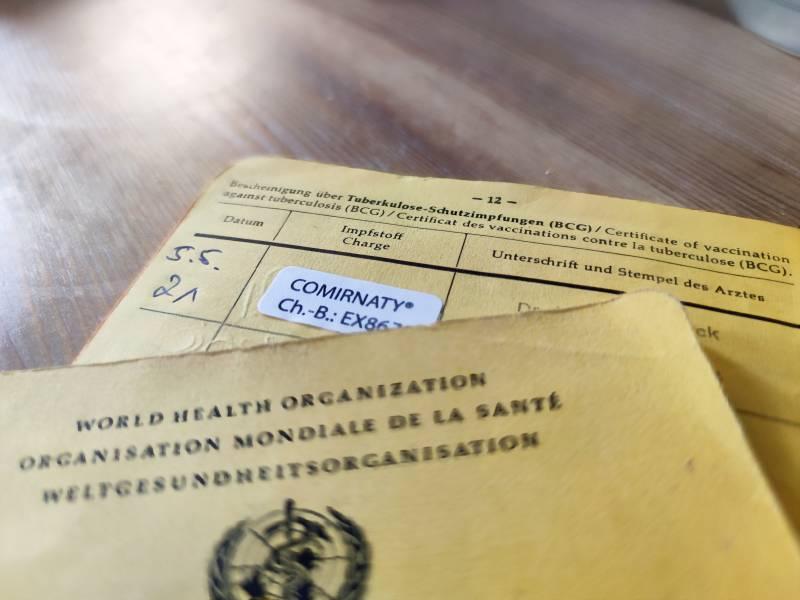 Bundespolizei Meldet 86 Corona Betrugsversuche Von Einreisenden