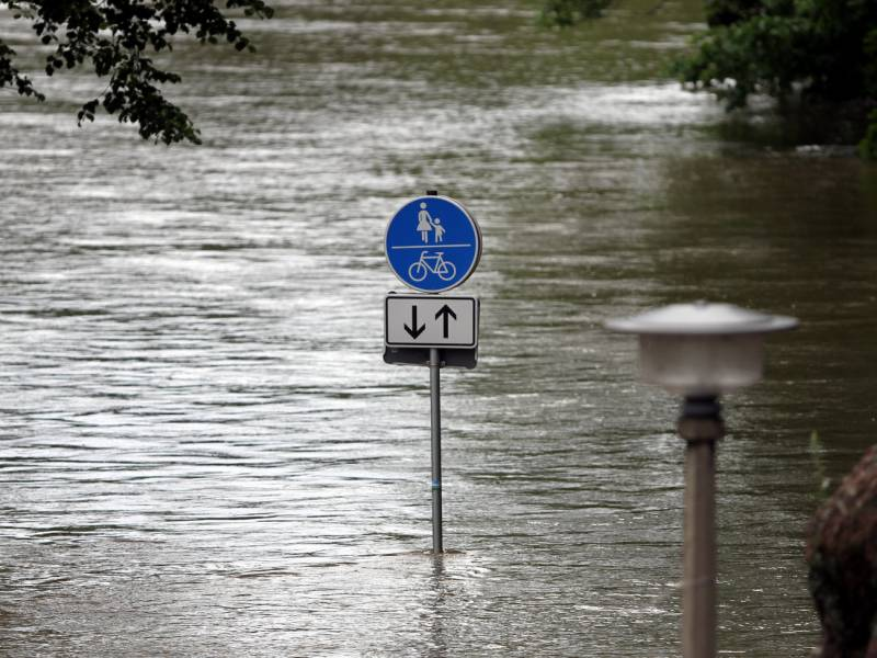 Erste Behelfsbruecke Im Katastrophengebiet Kommt Noch Im Juli