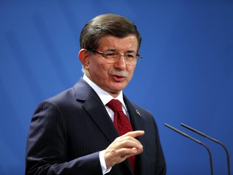 Ex Premier Davutoglu Wirft Tuerkischer Regierung Korruption Vor