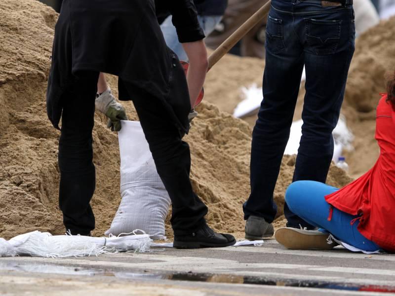 Experten Aeussern Bedenken Gegen Wiederaufbau In Hochwasser Gebieten