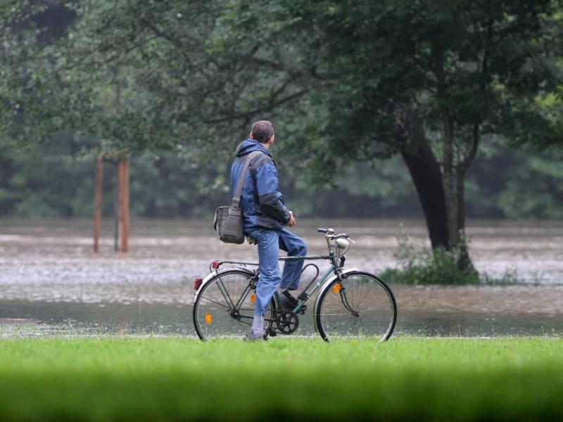 Hochwasser Jetzt Auch In Sachsen