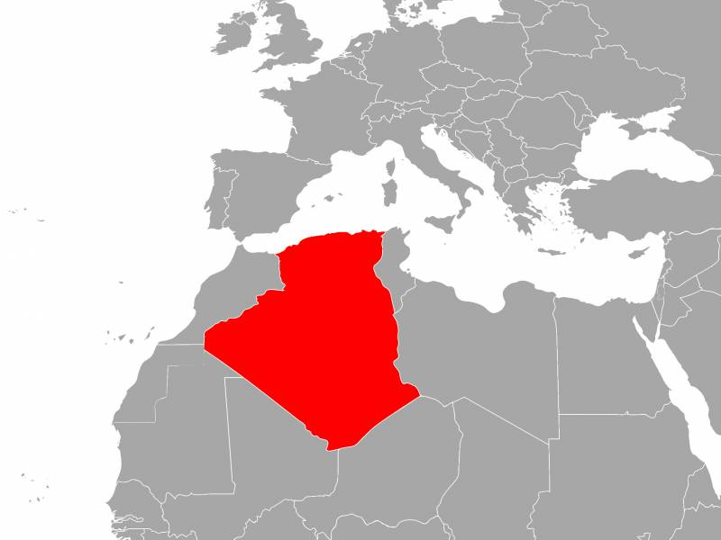 Immer Mehr Fluechtlinge Aus Algerien