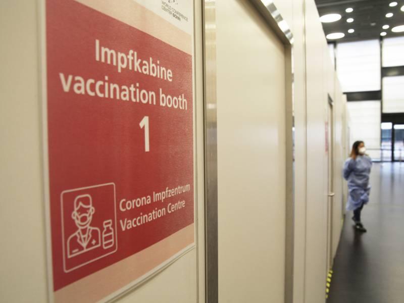 Impfquote Steigt Auf 613 Prozent Tempo Sinkt Deutlich