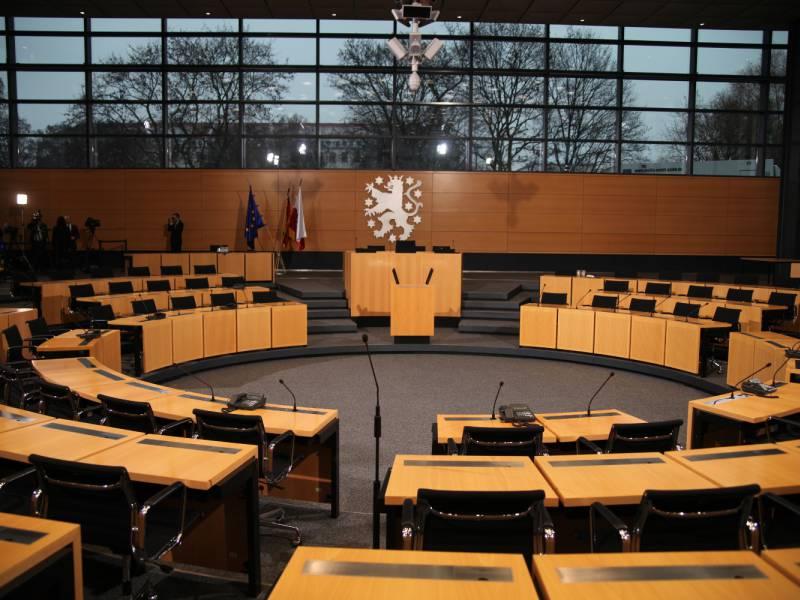 Landtagswahl In Thueringen Kann Nicht Am 26 September Stattfinden