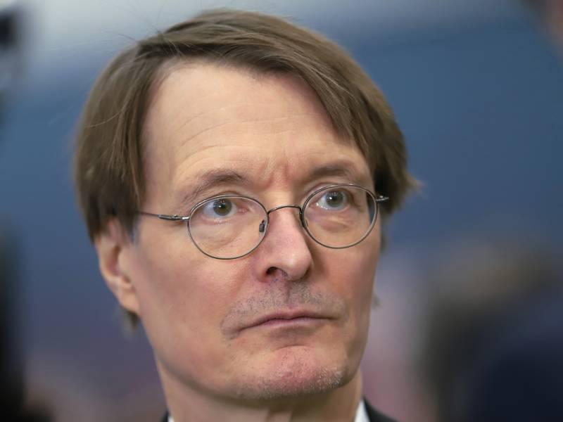 Lauterbach Erwartet Schwere Corona Verlaeufe Bei Kindern